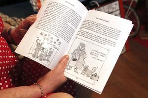 För 15 år sedan bad en äldre bekant att Gärd skulle teckna bilder till hans memoarer. Det resulterade i tre böcker.