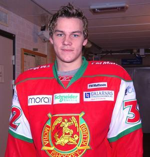 Johan Persson för tio år sedan. Foto: Arkiv