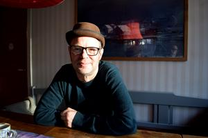 Engelsmannen Ian Carr har bott i Falun länge och nu har han en ny skiva på gång.
