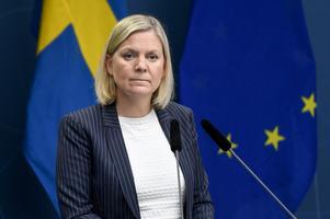 Företagen vill ha mer stöd av finansminister Magdalena Andersson (S).