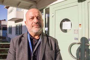 Mohamed Chabchoub, chef för Arbetsförmedlingen i Gävleborg med ansvar för kontakter med arbetssökande.