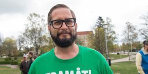 Mattias Björlestrand, fd ordförande Centerpartiet Norberg.