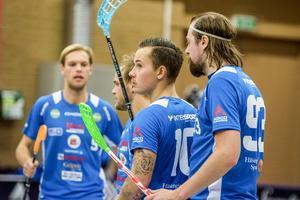 Sebastian Blid och Jakob Jonsson stod  båda för flera poäng i bortamötet med Dalen.