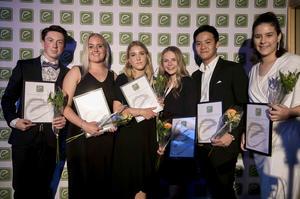 EMAX Göteborg.  Mary Zeineddin, längst till höger.  Bild: ICON Photo
