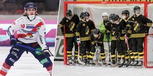 Tuomas Määttä kunde kliva av isen på Bergshamra med tre mål och en assist i bagaget.