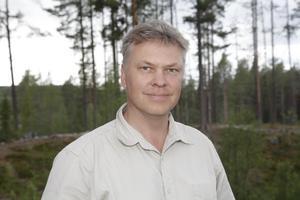 Jens Ormö är meteoritforskare.