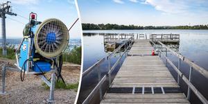 Under många år har Sundsvalls kommun tagit vatten ur Sidsjön utan att ha erforderligt tillstånd.