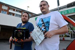 2014 gjorde Jonatan Brynielsson och Olle Rönnberg kortfilmen