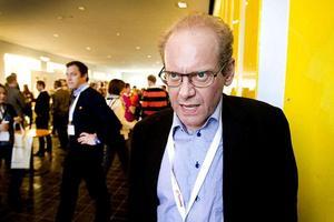 Johan Ahlgren, ny tillförordnad chef för Regionalt cancercentrum i Uppsala-Örebro.