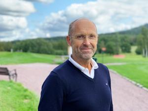 Mats Omne som är ordförande i Kulturföreningen Magasinet i Falun. Foto: Privat.