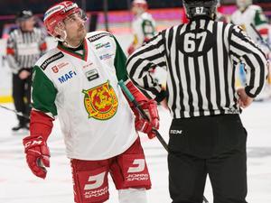 Oliver Erixon och Mora IK föll borta mot Tingsryd.