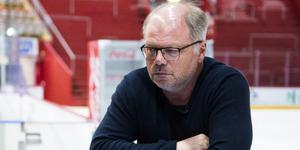 Kent Norberg ser tillbaka på den svåra tiden, precis när han skrivit på för Frölunda. Foto: Jennifer Engström