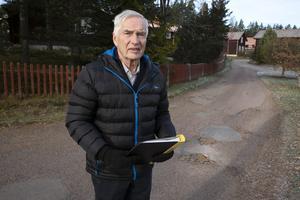 """""""Jag tycker det är viktigt att politikernas beslut följer kommunallagen"""", sa Bengt Liss i samband med att Kammarrätten i Sundsvall gav honom rätt."""