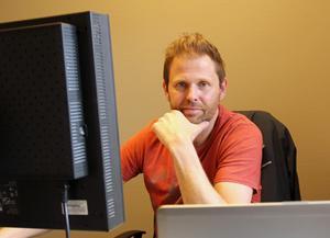 Peter Lindberg arbetar för fullt med att övergången från