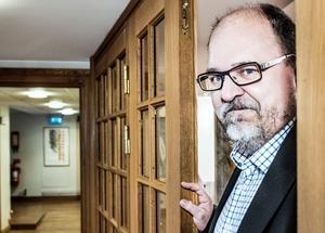 Skärpning, Karl-Petter Thorwaldsson, LO-boss.