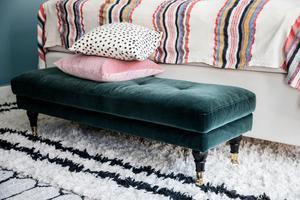 Extra småmöbler är enkla att placera och kan passa på flera olika ställen i hemmet.Foto: Christine Olsson / TT