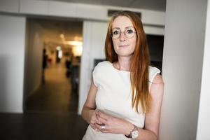 Marie Johansson Flyckt är ansvarig utgivare för alla Hall Medias nyhetstidningar och nyhetssajter.