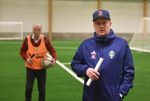 Tommie Andersson är ambassadör för fotboll fitness.