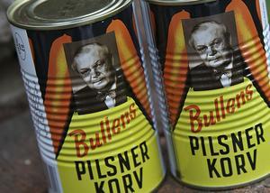 Bullens pilsnerkorv gjorde entré i början på 1950-talen och säljer fortfarande.