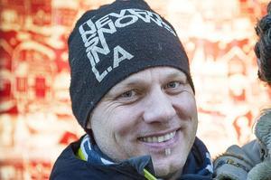 Daniel Georgsson, Husum:– Jag har haft fullt upp med familjen och som hockeytränare så hösten har gått fort. Dessutom har jag varit en vecka i New York för att fira farsan.