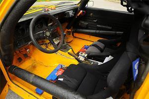 Breddade gulsvarta Asconor kördes inte bara av Walter Röhrl, även Anders Kulläng deltog i bland annat Monte Carlo-rallyt 1975 i en likadan bil.