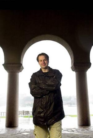 """Peter Mattei. Som skapt för operan """"Eugen Onegin""""."""