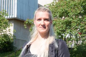 Marika Olsson leder projektet