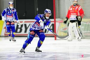 Martin Johanssons försvar har varit det tätaste i elitserien den här säsongen – de släppte in tre mål färre än Edsbyn som var seriens näst bästa med 72 insläppta.
