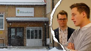 """Efter dråpslaget mot Ramsele – politiker besökte Riksarkivet: """"Vi blir lovade kompensation, men det händer ingenting"""""""