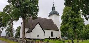 Grödinge kyrka i dag.