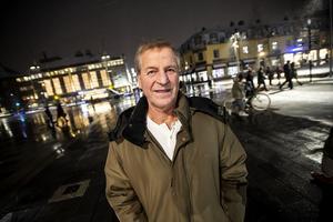 Janne Westerlund blev pensionär i nyår och längtar efter att få mer tid att se fotboll.