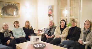 VSFB är en ideell samtalsgrupp som är politiskt och religiöst obunden. En gång i månaden träffas Ewa Lindholm, Gunilla Söderquist, Catarina Horn, Annie Carlsson, Nina Grundström, Marie Österlund och Jessica Wallström.