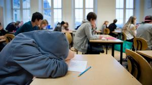 En duktig lärare har naturligtvis inga underkända elever. En bra skola har det inte heller, skriver insändarskribenten.