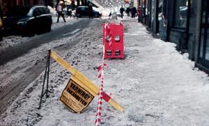 Foto: TT Nyhetsbyrån.Pojke dog av istapp – händelsen som ruskade om Sverige