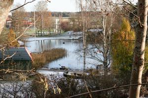 Ett kallbadhus i Kumlasjön är inte aktuellt enligt den utredning som kultur- och fritidsnämnden har låtit göra.
