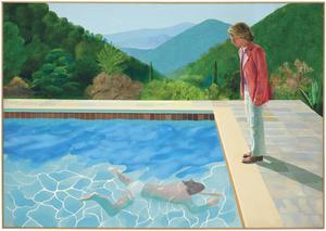 David Hockneys