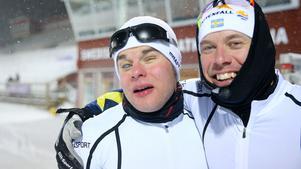 Zebastian Modin ställer upp i Östersund Ski Marathon till helgen, tillsammans med Emil Jönsson Haag och Jerry Ahrlin som guider.