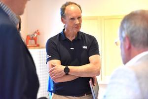 Tommy Ek menar att de redan från början betonat att Gunnar Prefab AB behövde lösa bullerproblematiken innan de kunde få bygglov.