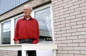 Till huset hemma i Fellingsbro flyttade familjen Pertoft för snart 50 år sedan.