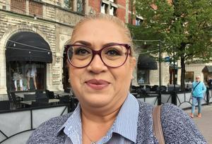 Marzieh Ketabchi, 48 år, studerande, Sundsvall