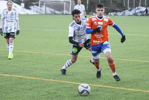 Här kommer nästa stora talang från fotbollsfamiljen Hussein – 17-årige Ibrahim följer i spåren efter sina bröder Dido och Hamode.