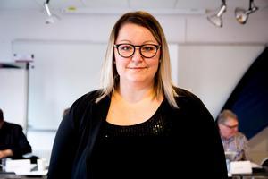 Anna Bergström, ordförande för Vårdförbundet Gävleborg.