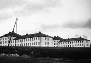 Vipeholms sjukhus i Lund 1936. Bild: Okänd