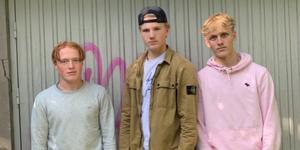 Elias EK, Casper Nässén och Maximilian Kilpinen gick inte vidare i TV-pucken