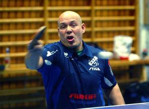 Ernst Bolldén kan lägga ytterligare ett SM-guld till handlingarna.