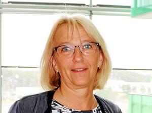 Utbildningsdirektör Monica Sonde. Foto: Södertälje kommun