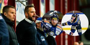 Köping HC värvade tidigare i veckan Kevin Jågas Hansson och Max Pernhem.