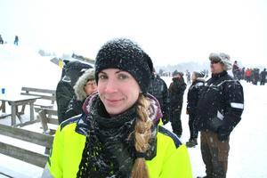 Stina Unger, 29 år, student, Njurunda.