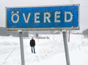 Sören Strindlund har de senaste tre åren engagerat sig för att bygden han bor i skulle få bredband.– De säger att hela Sverige ska leva, då måste vi ha bredband överallt. Det är en förutsättning för att vi ska kunna fortsätta bo här, säger han.