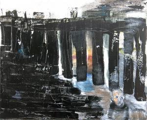 """""""Barn 1V"""" av Inger Hansson."""